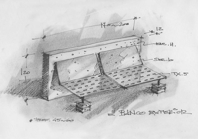 Ddiseno for Ejemplos de mobiliario urbano